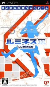 Lumines II - Box - Front