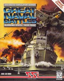 Great Naval Battles Vol. IV: Burning Steel, 1939-1942