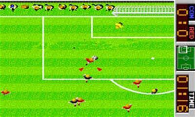 Tehkan World Cup - Screenshot - Gameplay