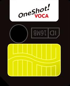 OneShot Voca - Cart - Front