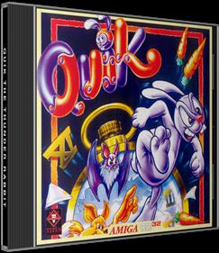 Quik the Thunder Rabbit - Box - 3D