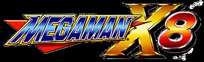 Mega Man X8 - Clear Logo