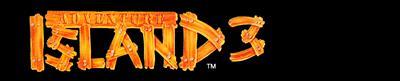 Adventure Island 3 - Banner