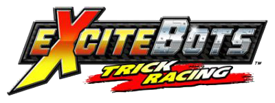 ExciteBots: Trick Racing - Clear Logo