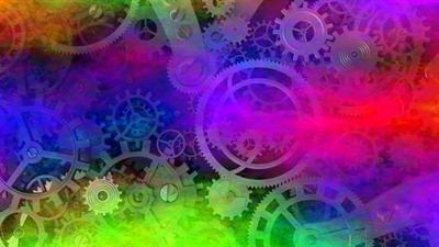 ClockWerx - Fanart - Background
