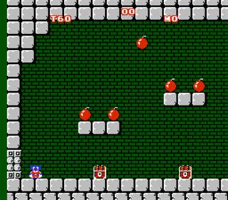 Mighty Bomb Jack - Screenshot - Gameplay