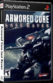 Armored Core: Last Raven - Box - 3D