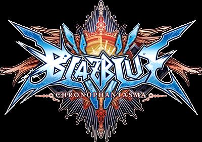 BlazBlue: Chrono Phantasma - Clear Logo