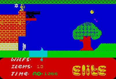 Kokotoni Wilf - Screenshot - Gameplay