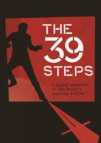 The 39 Steps - Box - Front