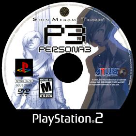 Shin Megami Tensei: Persona 3 - Disc