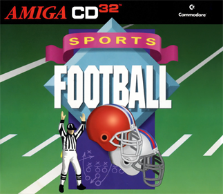 Amiga CD32 Sports: Football