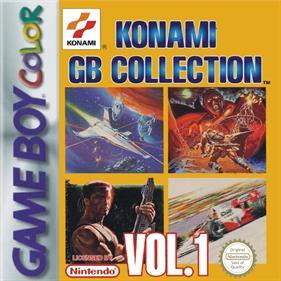 Konami GB Collection: Vol.1