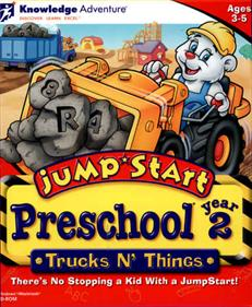 JumpStart Preschool Year 2: Trucks N Things