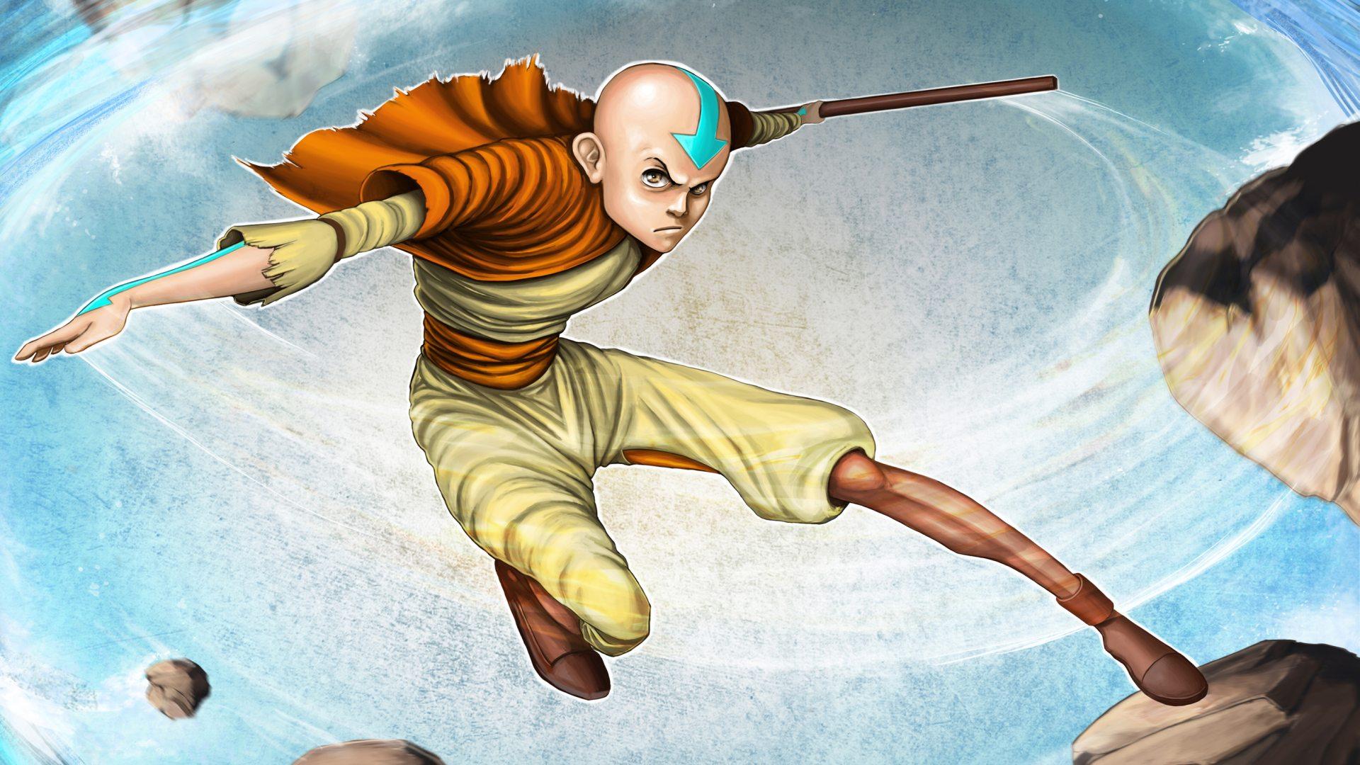 Avatar Luftbändiger