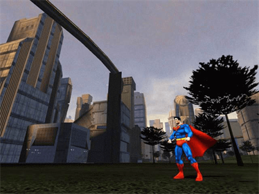 Superman: The Man of Steel - Screenshot - Gameplay