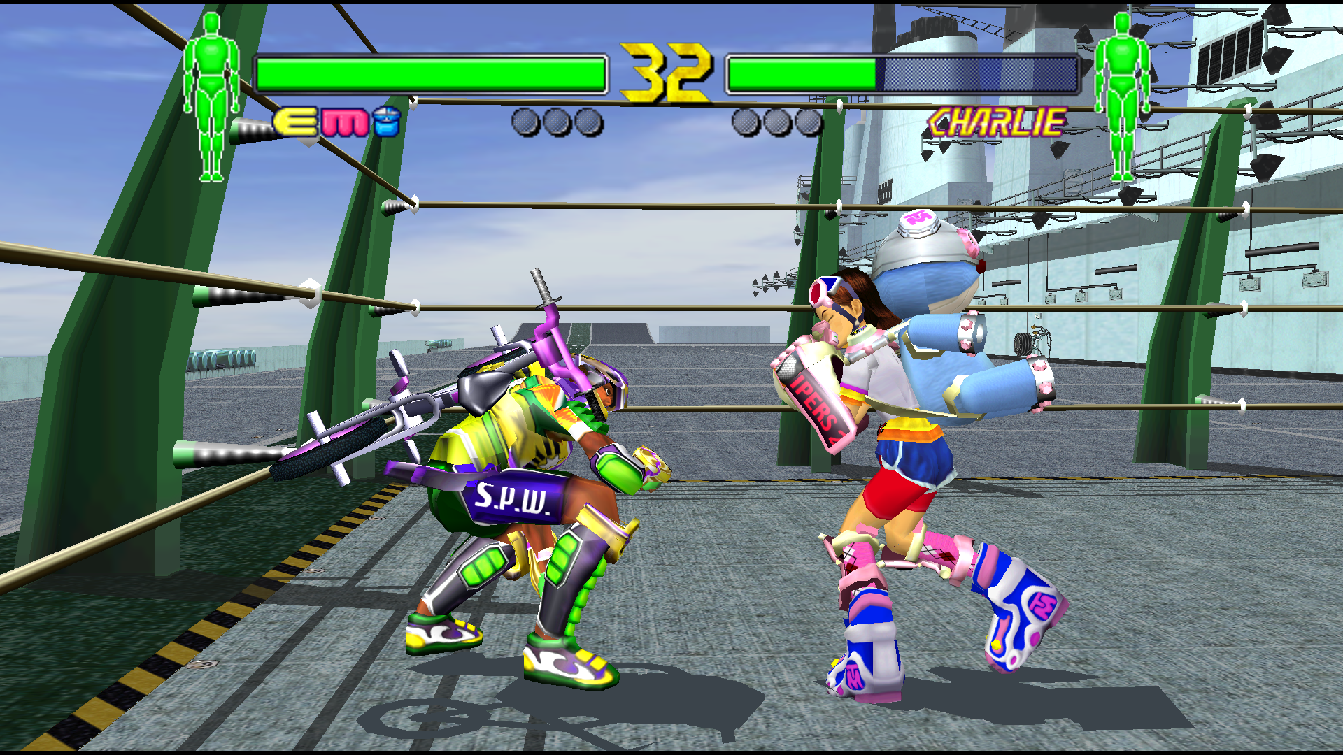 Fighting Vipers 2 Details - LaunchBox Games Database