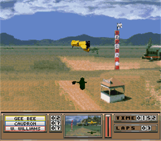 The Rocketeer - Screenshot - Gameplay