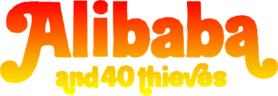 Ali Baba and 40 Thieves - Clear Logo