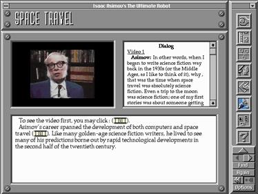 Isaac Asimov's: The Ultimate Robot - Screenshot - Gameplay