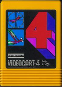 Videocart-4: Spitfire - Cart - Front
