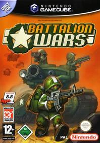 Battalion Wars - Box - Front