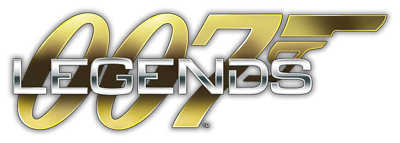 007 Legends - Clear Logo