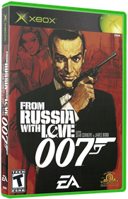 007: From Russia with Love - Box - 3D