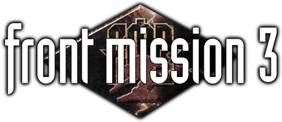 Front Mission 3 - Clear Logo
