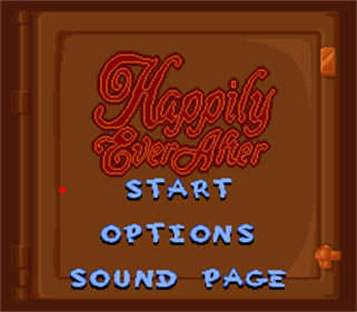 Snow White in Happily Ever After - Screenshot - Game Title
