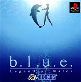 B.L.U.E.: Legend of Water