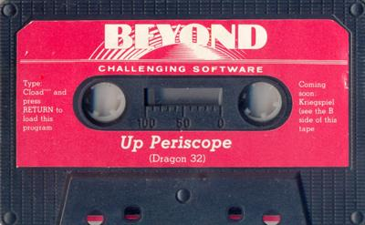 Up Periscope - Cart - Front