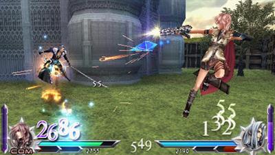 Dissidia 012 Prologus: Final Fantasy - Screenshot - Gameplay