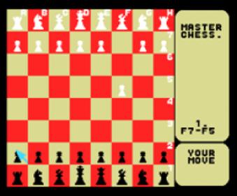 Master Chess - Screenshot - Gameplay