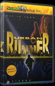 Urban Runner - Box - 3D