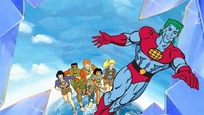 Captain Planet and the Planeteers - Fanart - Background