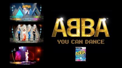 ABBA: You Can Dance - Fanart - Background