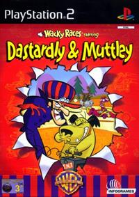 Wacky Races Starring Dastardly & Muttley