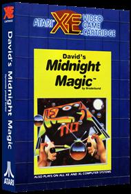 David's Midnight Magic - Box - 3D