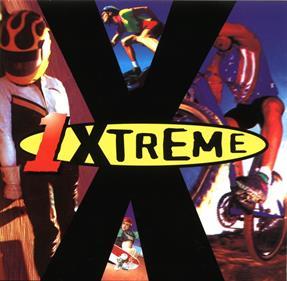 1Xtreme - Fanart - Background