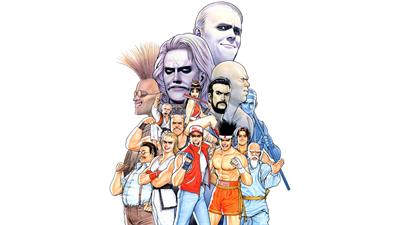 Fatal Fury Special - Fanart - Background