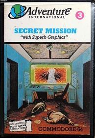 Scott Adams' Graphic Adventure #3: Secret Mission