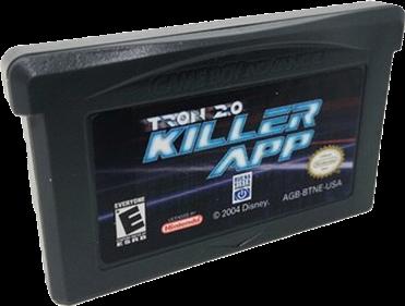 Tron 2.0: Killer App - Cart - 3D