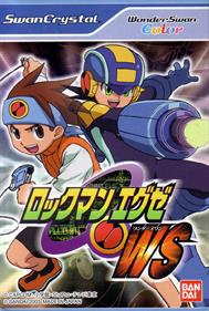 Rockman EXE WS - Box - Front