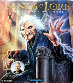 Lands of Lore: The Throne of Chaos - Box - Front