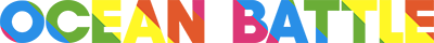 Ocean Battle - Clear Logo