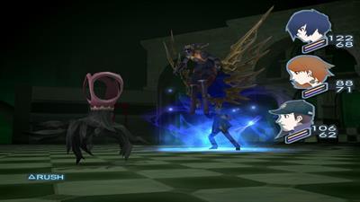 Shin Megami Tensei: Persona 3 FES - Screenshot - Gameplay