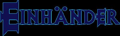 Einhänder - Clear Logo