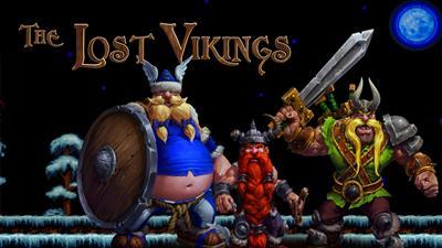 The Lost Vikings - Fanart - Background