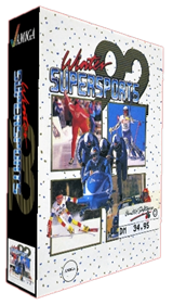 Winter Supersports 92  - Box - 3D